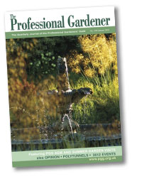 The Professional Gardener magazine