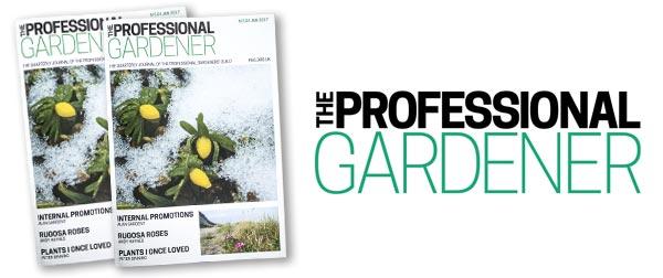 The Professional Gardener Journal