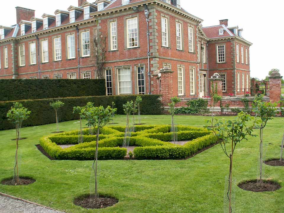 Hanbury Hall Orangery Hanbury Hall Gardens