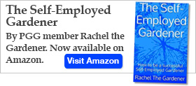 Book: The Self-Employed Gardener