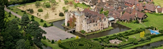 Hever Castle to run RHS Gardening Courses