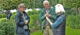 PGG visit to Eastington Farm, Dorset