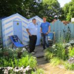 James Callicot - Hampton Court Flower Show 2017