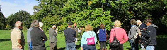 Photos: AGM 2017 – Yorkshire Arboretum