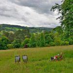 Bodnant Garden and Plas Cadnant June 15