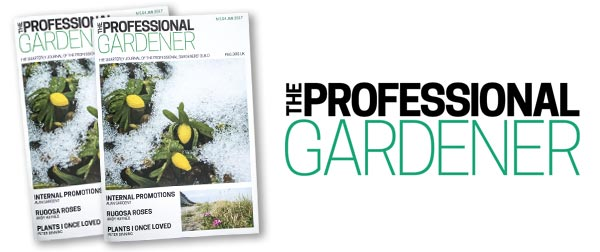 The Professional Gardener Journal