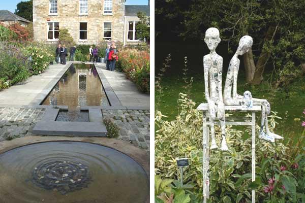 Helen Dillon garden