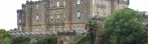 Culzean Castle, Scotland 2010
