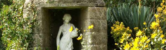 Dewstow Gardens, Monmouthshire