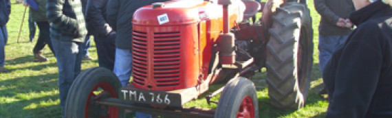 Newark Vintage Tractor Rally 2010
