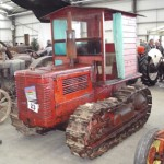 Newark Vintage Tractor & Heritage Show November 2011