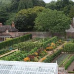 West Dean Gardens after restoration
