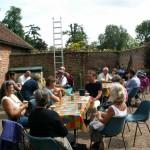 Godington House June 2012