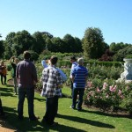 PGG visit to Wrest Park in Bedfordshire