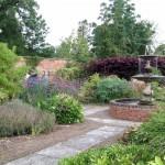 Spetchly Park Millennium garden