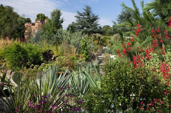 World Garden, Lullingstone Castle, Kent