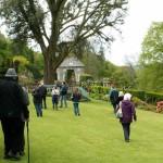PGG visit to Plas Brondanw