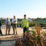 PGG visit to Johnsons of Whixley