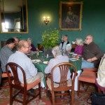 PGG AGM lunch at Thorp Perrow Arboretum, Bedale, North Yorkshire