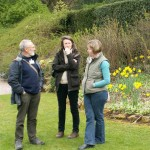 PGG visit to Veddw House, Monmothshire