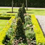 Hanbury Hall gardens