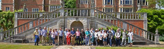 Photos: Hatfield & Knebworth House June 15