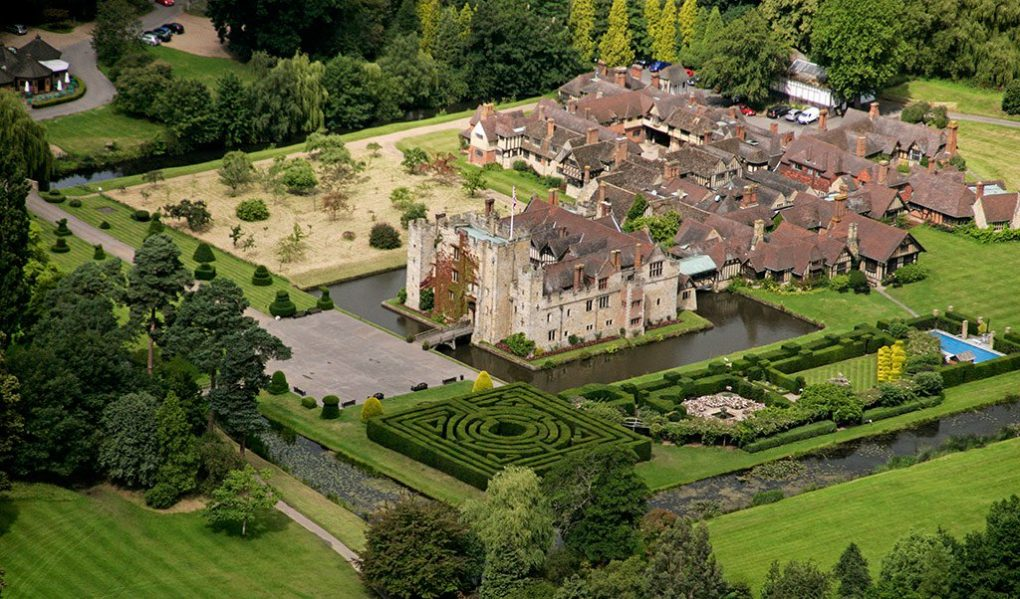 Hever Castle To Run Rhs Gardening Courses Pgg