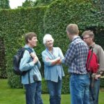 PGG Southern area visit to The Manor House, Alwalton