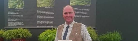 PGG member wins silver medal at Hampton Court Flower show