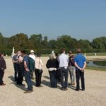 PGG visit to Château de Chantilly