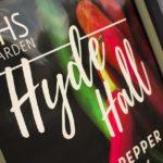 PGG AGM 2016 Hyde Hall