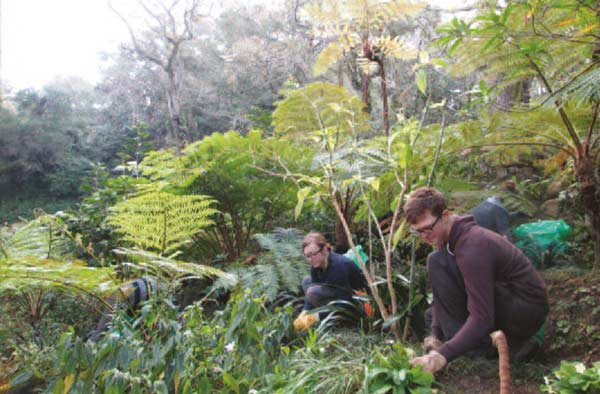 PGG trainee expedition to Sintra, Portugal 2016