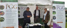 PGG at Arley Hall Garden Festival 2017