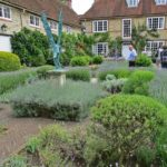 PGG visit to Rycote House, Buckinghamshire
