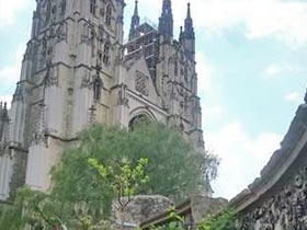 PGG visit to Canterbury Cathedral