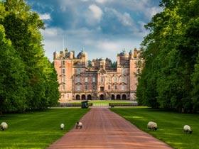 Drumlanrig Castle Gardens