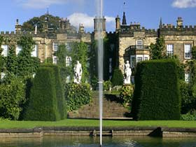 Renishaw Hall and Gardens