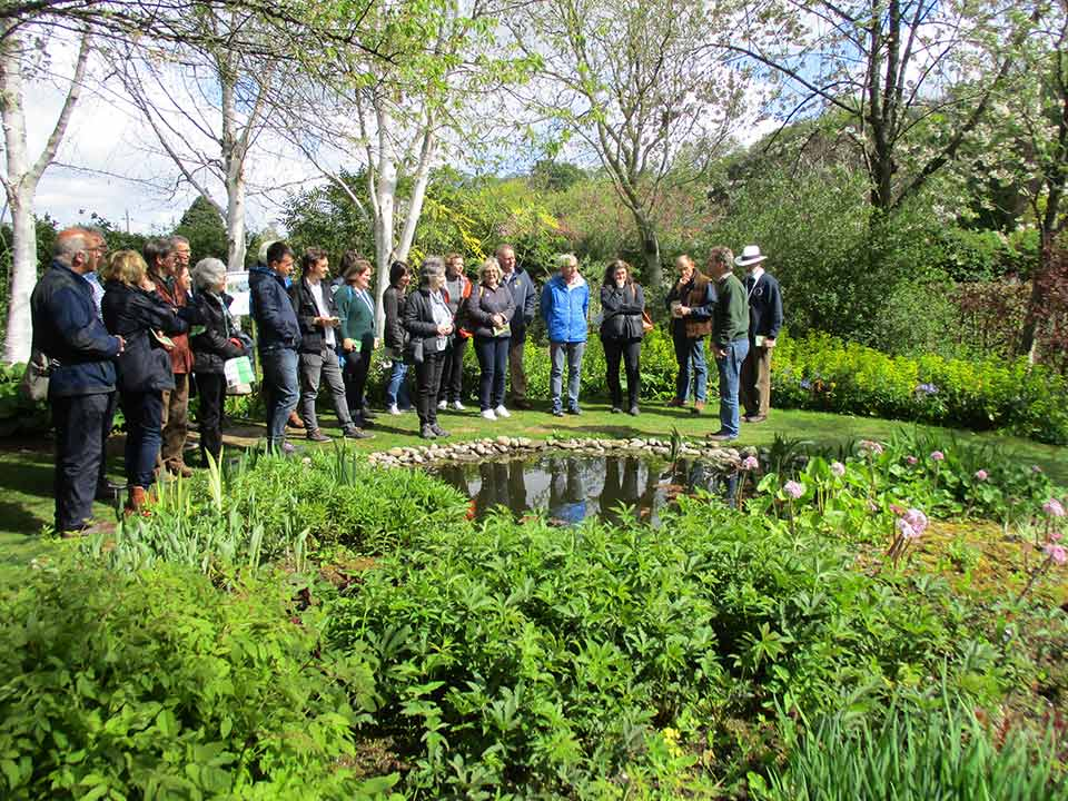 PGG visit to Barnsdale Gardens, Rutland
