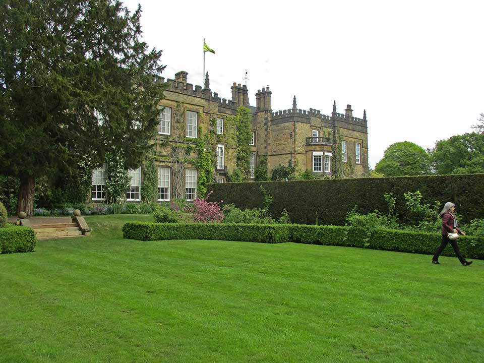 PGG visit to Renishaw Hall