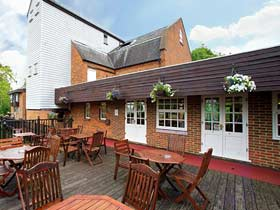 Watermill Hotel, London Road, Bourne End, Hemel Hempstead