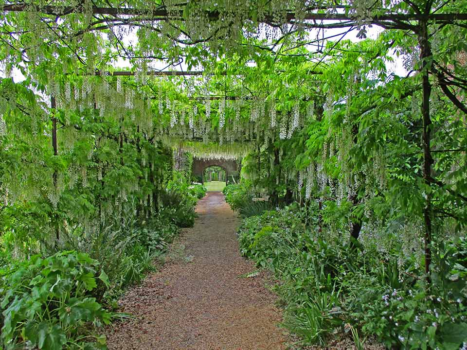 PGG Tour of the Private Gardens of Petworth House