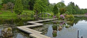 The Japanese Gardens at Cowden