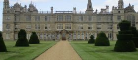 PGG visit to Burghley House