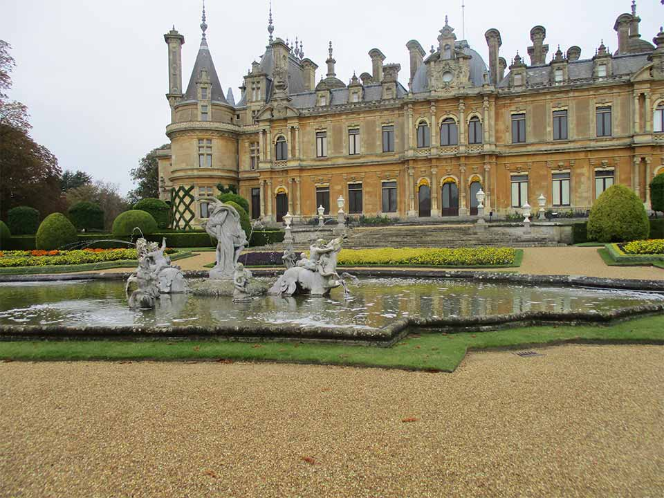PGG AGM 2019 - Waddesdon Manor