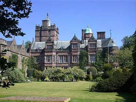 Holker Hall, Cark, Grange-over-Sands Cumbria