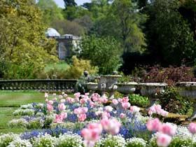 Walled Garden at Weston Park