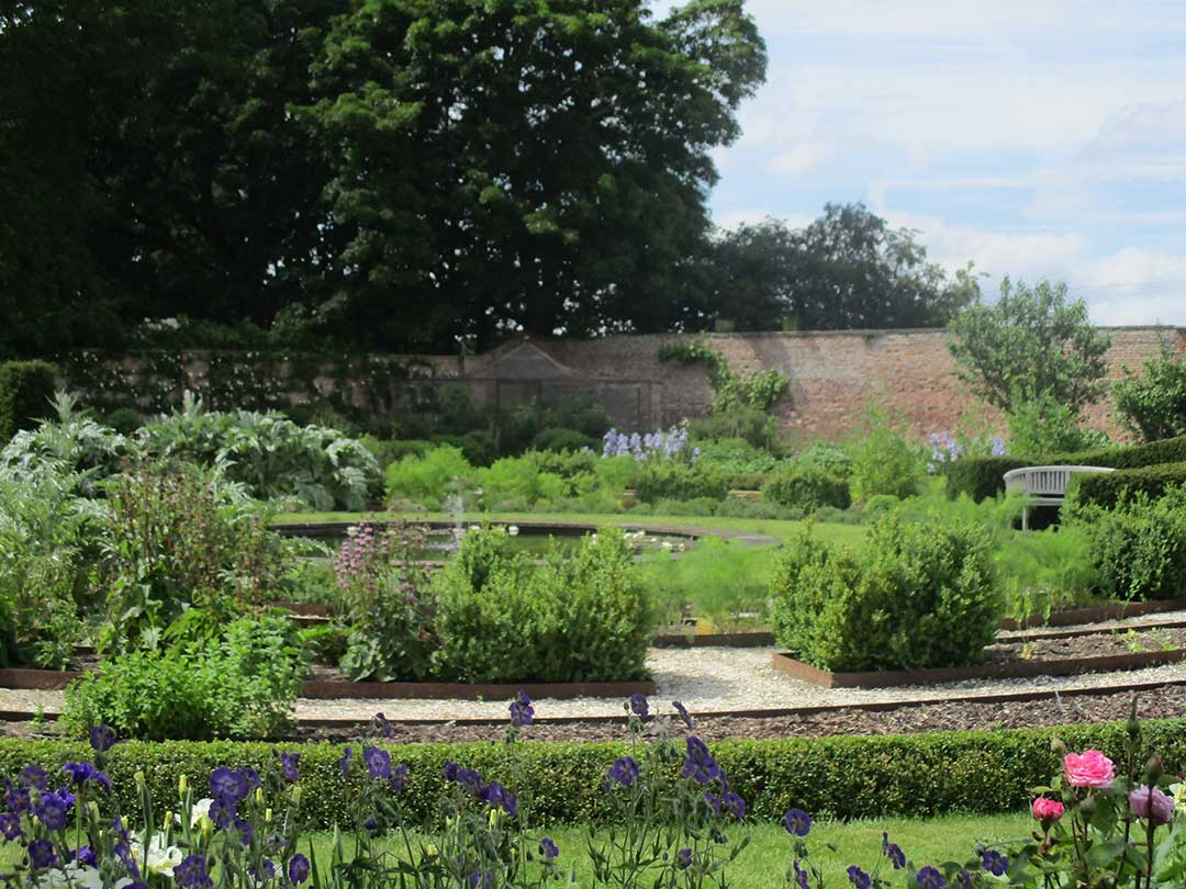 Three Hagges and Skipwith gardens